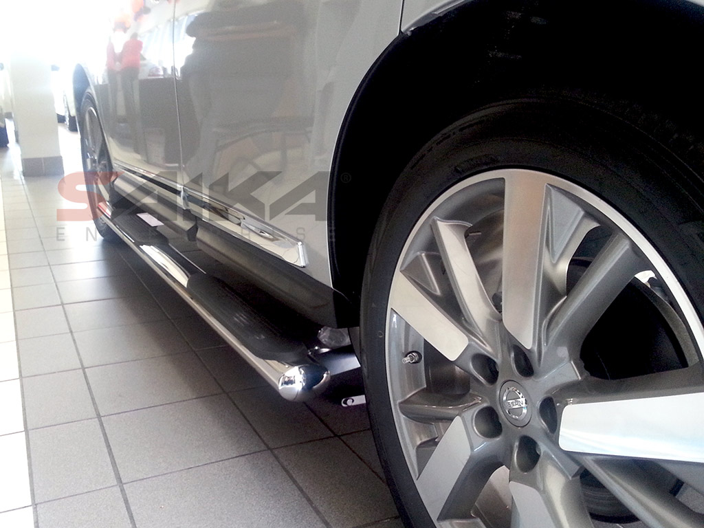 Saika Enterprise : 13-14 Nissan Pathfinder 4inch Oval ...