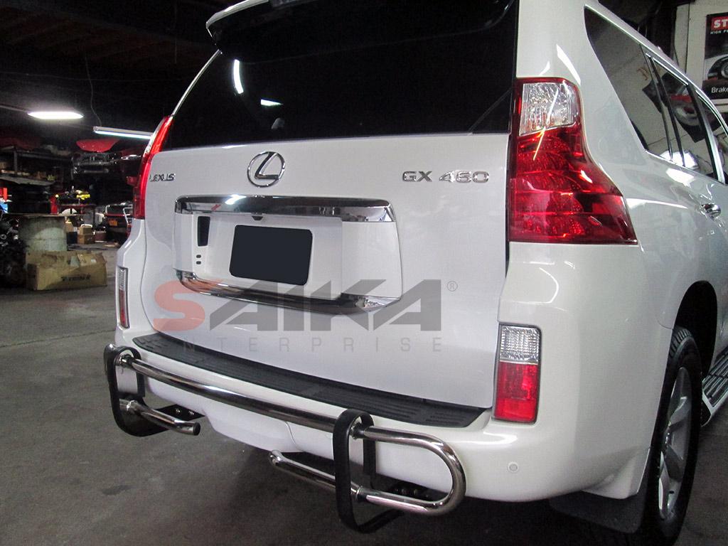 Saika Enterprise 03 14 Lexus Gx470 Gx460 Stainless Steel