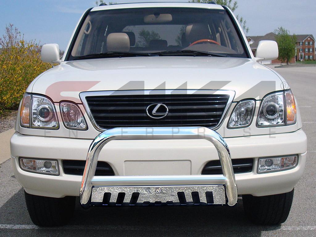 Saika Enterprise : <b>98-07 Lexus LX470</b> 3inch Stainless Steel