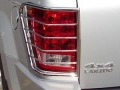 <b>05-10 Jeep Grand Cherokee</b> Stainless Steel Tail Light Guards