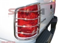 <b>05-11 Dodge Dakota</b> Stainless Steel Tail Light Guards