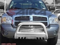<b>05-13 Dodge Dakota </b>3inch Stainless Steel Bull Bar with Skid Plate