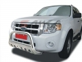 <b>08-12 Ford Escape </b>3inch Stainless Steel Bull Bar w/Skid Plate