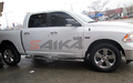 <b>09-14 Dodge RAM 1500 Crew Cab</b> 4 inch Oval Stainless Steel Side Step Bars