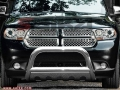 <b>11-13 Dodge Durango </b>2.5inch Stainless Steel Bull Bar w/Skid Plate