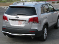 <b>11-14 Kia Sorento</b> Stainless Steel Single Tube Rear Bumper Guard