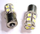 NX-1156-5-13 - 1156 5050 13 SMD LED Light Bulbs - Pair (4 Colors) By NAXOS