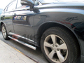 <b>10-15 Lexus RX350/RX450H</b> 3inch Round Stainless Steel Side Step Bars