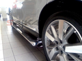 <b>13-14 Infiniti JX Series</b> 4inch Oval Stainless Steel Side Step Bars
