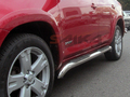 <b>06-12 Toyota RAV4</b> 3inch Round Stainless Steel Side Step Bars