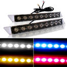 NX-DRL002W-N - NON-FLASHING DRL 002 WHITE Twin Set of Bulbs by NAXOS