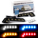NX-DRL008B - DRL 008 BLUE Twin Set of Bulbs by NAXOS