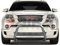 <b>07-13 GMC Acadia</b> 2.5inch Stainless Steel Bull Bar (No Skid Plate)