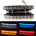 NX-DRL006B - DRL 006 BLUE Twin Set of Bulbs by NAXOS