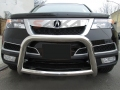 <b>07-12 Acura MDX</b> 2.5inch Stainless Steel Bull Bar (No Skid Plate)