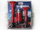 Dual Trumpet Electric Air Horn Kit