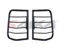 <b>02-06 Cadillac Escalade</b> Black Tail Light Guards