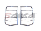 <b>02-06 Cadillac Escalade</b> Stainless Steel Tail Light Guards