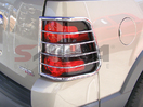 <b>06-10 Ford Explorer</b> Stainless Steel Tail Light Guards