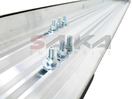 <b>05-14 Nissan Frontier King</b> Deluxe Factory Style Running Boards