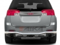 <b>10-14 Chevy Equinox</b> Stainless Steel Single Tube Rear Bumper Guard