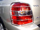 <b>01-07 Toyota Highlander</b> Stainless Steel Tail Light Guards