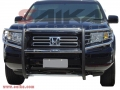 <b>06-13 Honda Ridgeline</b> Stainless Steel Grille Guard by Naxos®