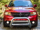 <b>09-14 Dodge Journey</b> 2.5inch Stainless Steel Bull Bar (No Skid Plate)