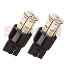 NX-3156-5-13 - 3156 5050 13 SMD LED Light Bulbs - Pair (4 Colors) by NAXOS