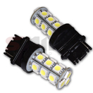 NX-3156-5-18 - 3156 5050 18 SMD LED Light Bulbs - Pair (4 Colors) by NAXOS