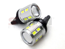 NX-3156-C-13W - 3156 High Power 12SMD 5730 Chip+ 5W Cree XPE LED Xenon white led - Pair by NAXOS