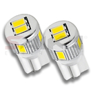 NX-194-C-5W 194 5730 6SMD HIGH POWER WHITE Twin Set of Bulbs by NAXOS LED
