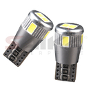 NX-194X-C-5W - 194 CANBUS 5730 6SMD HIGH POWER WHITE Twin Set of Bulbs by NAXOS