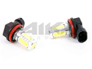 NX-H11-C-50W H11 50W CREE LED 10 Chips - Pair by NAXOS