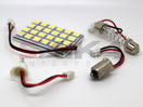 NX-UN-5-24 - UNIVERSAL 5050 24 SMD LED light Panel Bulb By NAXOS