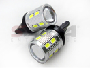 NX-3157-C-13W - 3157 High Power 12SMD 5730 Chip+ 5W Cree XPE LED Xenon white led - Pair by NAXOS