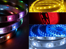NX-SL011 - PAIR LED STRIP 5050 1 FT (5 Available Color Options )