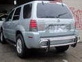 <b>08-14 Mercury Mariner</b> Stainless Steel Double Tube Rear Bumper Guard
