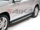 <b>06-11 Mercedes Benz ML-Class (W164 Chassis)</b> OEM Style Aluminum Running Boards