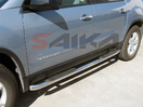 <b>07-13 Saturn Outlook</b> 3inch Round Stainless Steel Side Step Bars