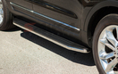 <b>13-14 Nissan Pathfinder</b> OE Style Alloy Running Boards
