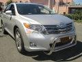 <b>09-14 Toyota Venza</b> 2.5inch Stainless Steel Bull Bar (No Skid Plate)