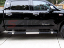 <b>07-14 Toyota Tundra CrewMax</b> 5inch Alloy OE Style Running Boards