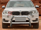 <b>07-13 BMW X5</b> 3inch Stainless Steel Bull Bar (No Skid Plate)